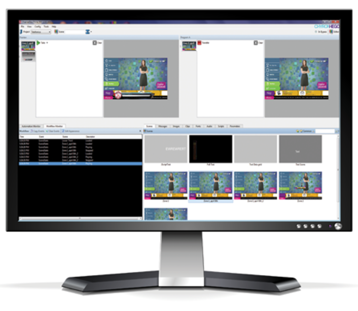 Based on Success With ChyronHego's Channel Box, WISH-TV Migrates to New PRIME Ecosystem