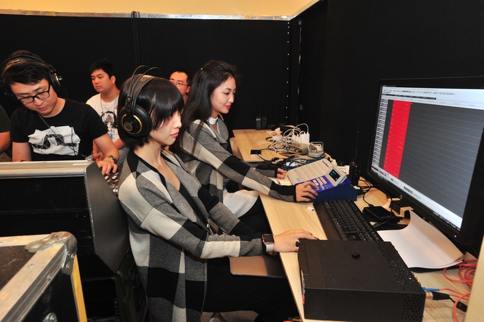 CHINA'S CCTV TRUSTS IN MERGING TECHNOLOGIES' SOLUTIONS