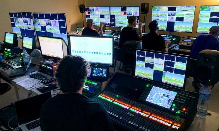 Cerebrum | Live Production | Flight pack application | Broadcast Rental