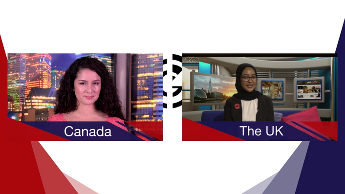 Global Campus Network leverages Quicklink TX to give a student perspective of the US election