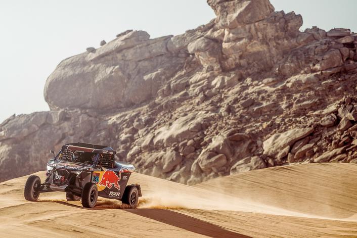 Five key moments so far from the second Dakar Rally in Saudi Arabia