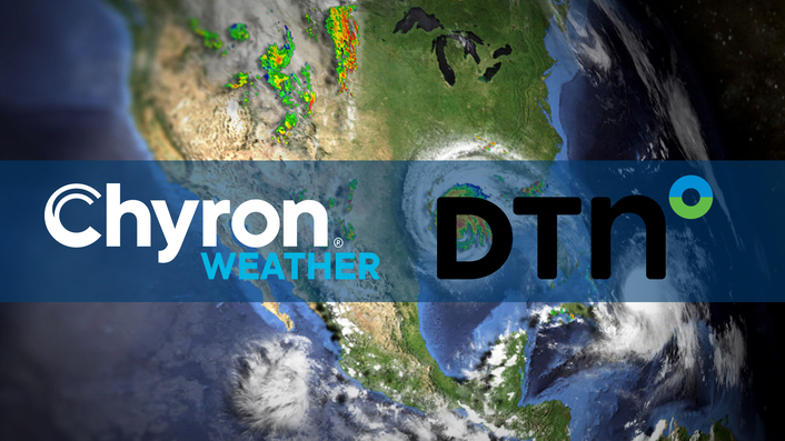 Chyron Acquires Weather Suite From DTN