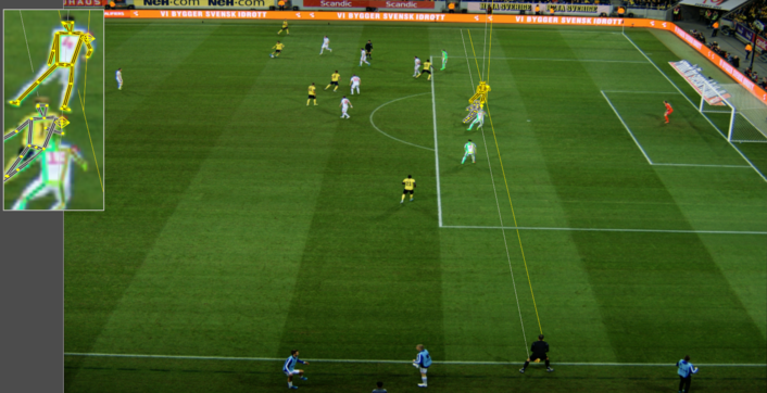 TRACAB Gen5 Provides Demo of Semi-Automated Offside Technology Developments to the Football World