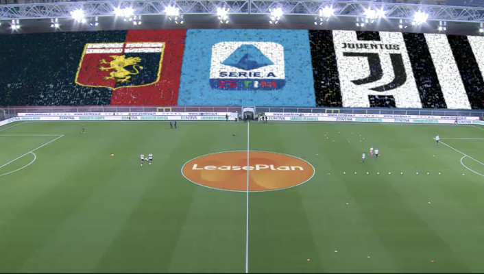 ISG Fills Stands for Lega Serie A Using ChyronHego's Virtual Placement to Enhance Storytelling and Sponsorship Options