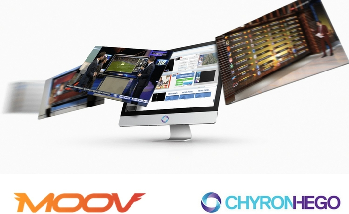 MOOV Ltd. Invests in 23 New ChyronHego PRIME Graphics Systems