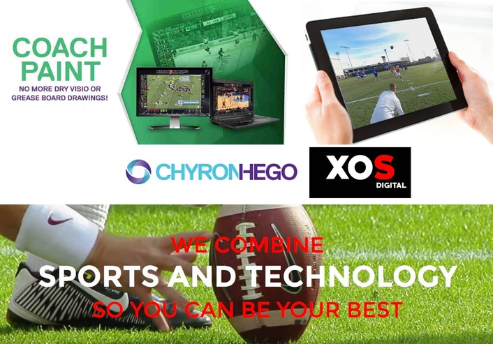 XOS Digital and ChyronHego Announce Partnership