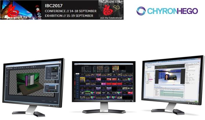 ChyronHego at IBC2017