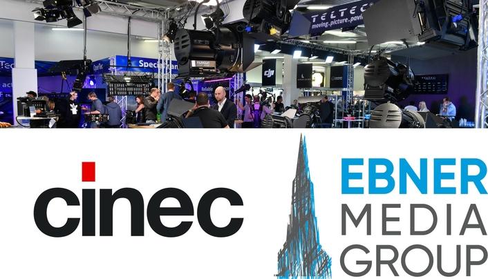 Ebner Media Group takes over trade fair cinec