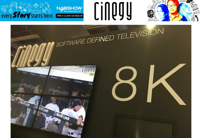 Cinegy launches new 8K-ready products for broadcast, enterprise, IT & AV markets