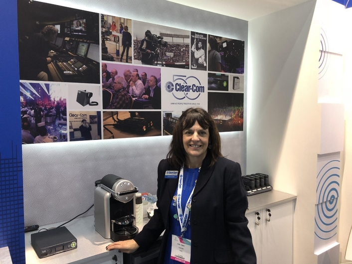 Clear-Com Showcases Latest IP Communication and Signal Transport Solutions at CabSat 2018
