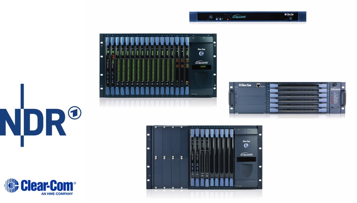 NDR BEGINS COMPREHENSIVE COMMUNICATIONS UPGRADE WITH CLEAR-COM
