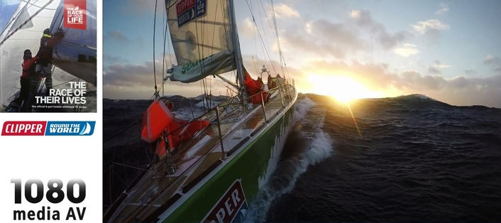 WORLD'S 'GREATEST OCEAN ADVENTURE' RETAINS HOST BROADCASTER FOR FOURTH SEASON OF AWARD-WINNING GLOBAL TV SERIES