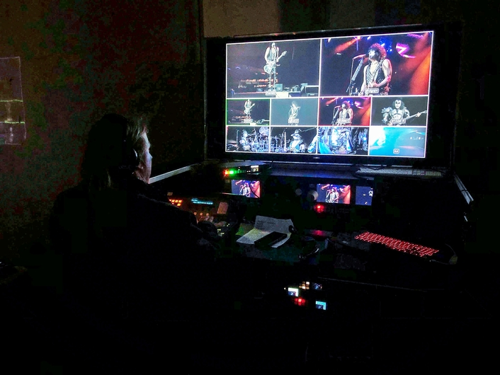 Rock Legends Brought to the Big Screen with Blackmagic Design