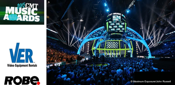 This year Tom Kenny chose 93 x Robe Pointes, 136 x LEDWash 1200s and 64 x LEDWash 600s as a major part of his lighting rig.
