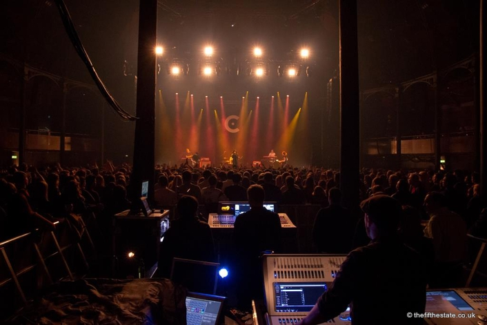 Coasts rock London with Avolites consoles