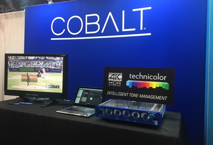 Cobalt Digital Converters Are First in the US to Offer Technicolor HDR ITM Technology