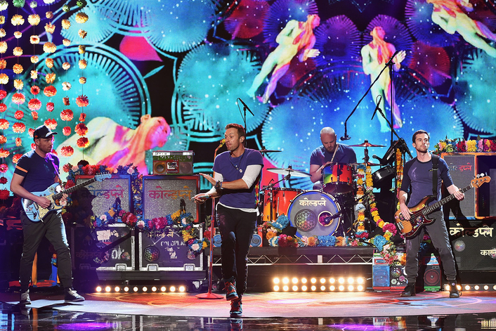 AC-ET Supplies ProLights LED Fixtures for Coldplay Tour