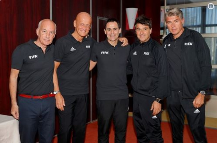 Collina: FIFA is happy to help growth of VAR