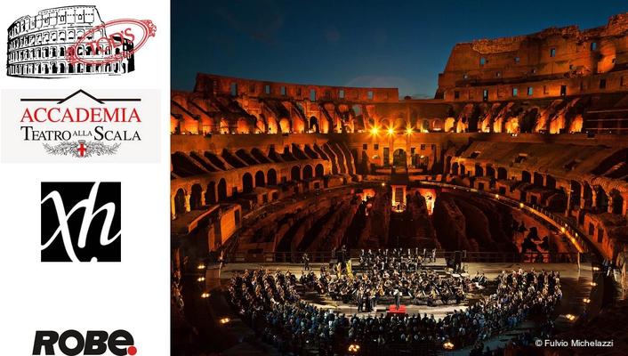 BMFLs Help Relaunch Colosseum