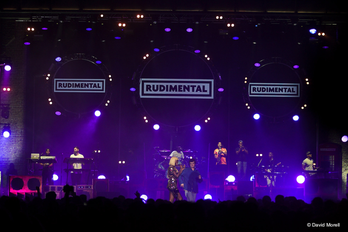 Colour Sound is the Generation for Rudimental