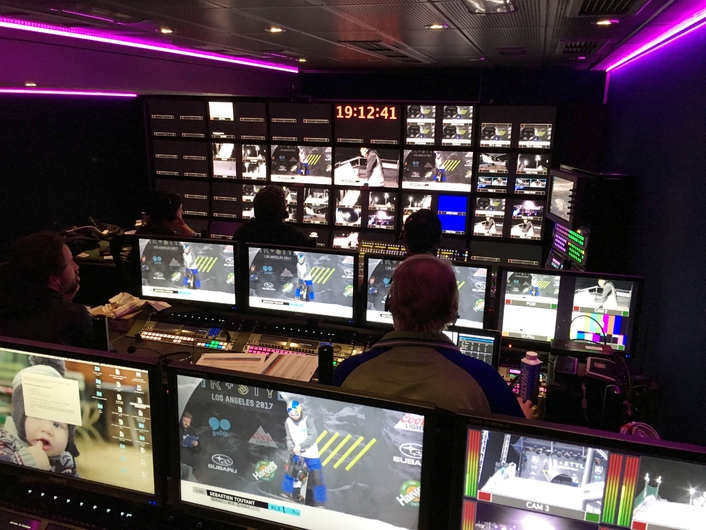 Production flexibility for Gearhouse Broadcast USA's new Mobile Unit Columbus with Lawo technology