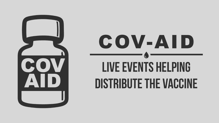 COV-AID: Live Events Rolling out COVID-19 Vaccines
