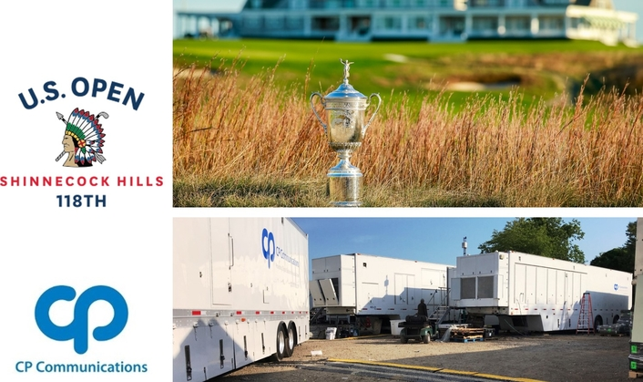 CP Communications Provides Complete Coverage at U.S. Open for Largest RF Event in United States to Date