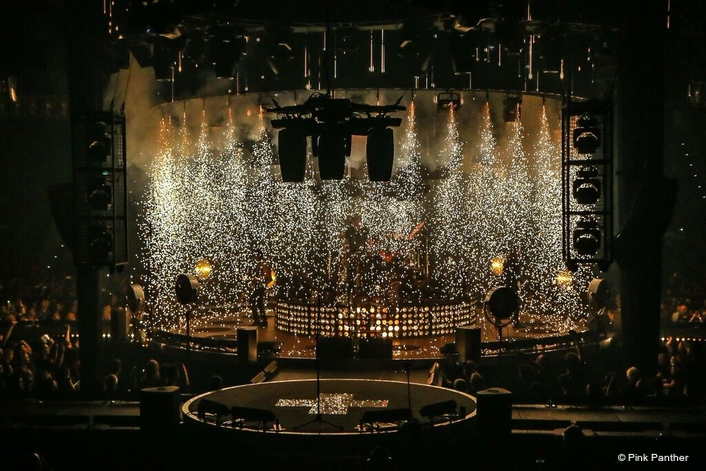 Claypaky adds immersive impact for Czech superstars Kabat