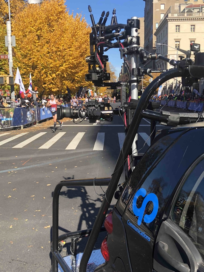 CP Communications Powers IP Acquisition and Bonded Cellular Coverage at NYC Marathon