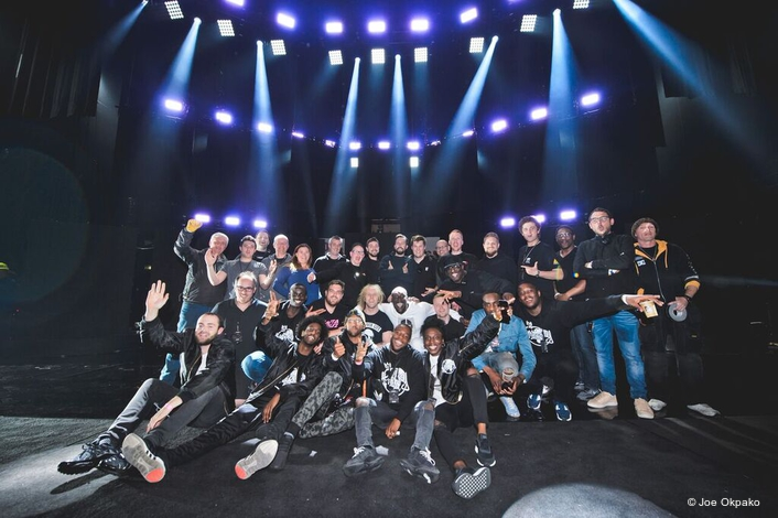 Claypaky is number one on Stormzy tour