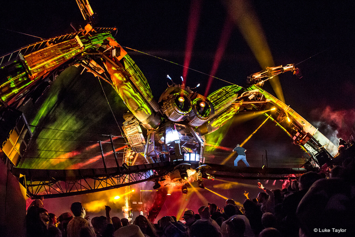 CPL Invests in New Projectors for  Arcadia London Extravaganza