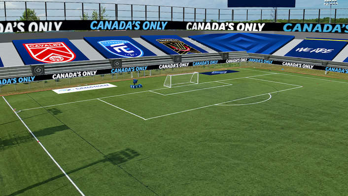 """OneSoccer to provide complete coverage of CPL's """"The Island Games"""" tournament"""