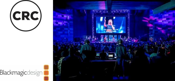 CHRISTIAN REVIVAL CHURCH IMPLEMENTS AV SOLUTION FROM BLACKMAGIC DESIGN