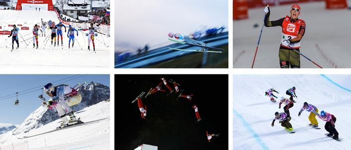 The International Ski Federation choses OMNIGON to develop new winter sports app