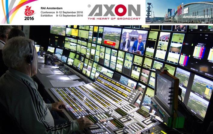 AXON Announces New Protocols for Cerebrum at IBC 2016