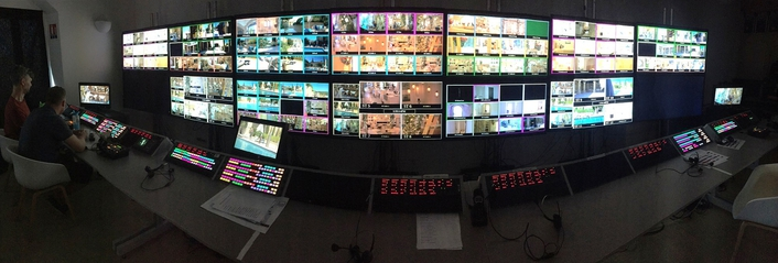 Cerebrum at the heart of its operational set-up, CTV delivered an 'impressive, glossy and flexible' front-end and the ability to manage productions seamlessly