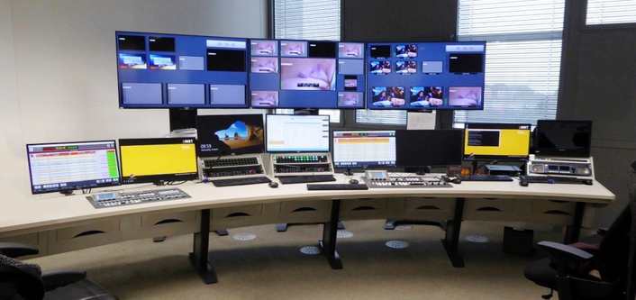 BCE goes live with SAM's end-to-end IP infrastructure for RTL City facility