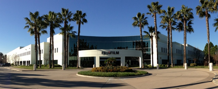 FUJIFILM'S OPTICAL DEVICES DIVISION MOVES LA-AREA OFFICE TO CYPRESS LOCATION OF PARENT COMPANY