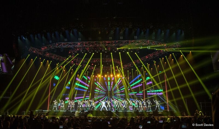 PRG XL Video Goes Bollywood with Da-Bangg The Tour