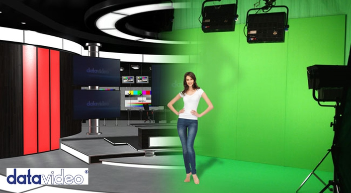 3d Tracking Virtual Studio Live Production Tv