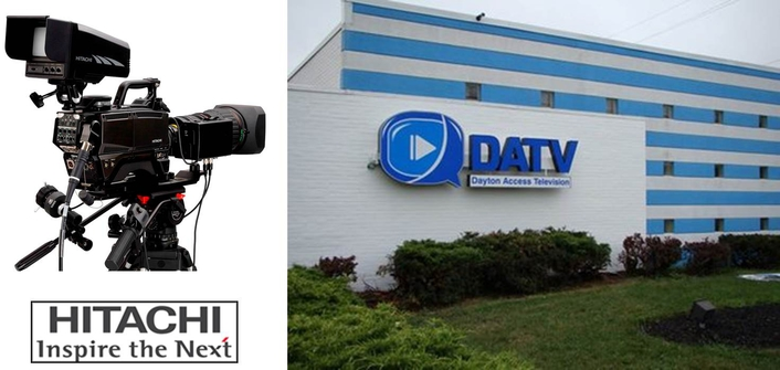 Dayton Access Television Improves On Air Look With Hitachi