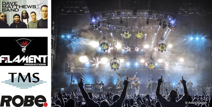 Dave Matthews Band Celebrate 25