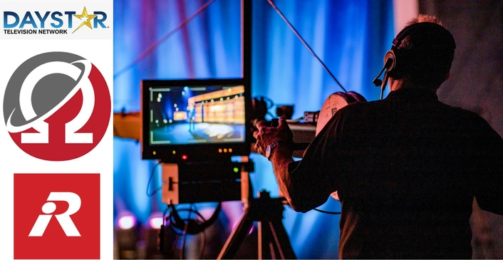 Riedel's Artist and Bolero Power Comprehensive Comms Upgrade for Daystar Television Network