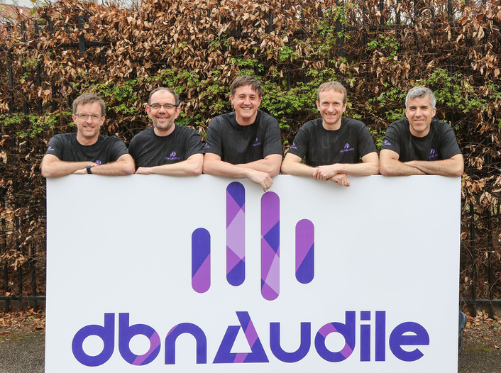 dbn Lighting and Audile become dbnAudile!