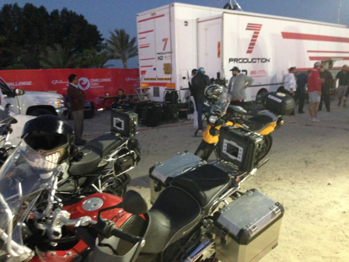 Kinetic Media Deploys Dejero LIVE+ Mobile Transmitters for Live TV Coverage of Challenge Dubai Triathlon