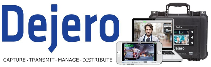 Dejero is offering event services in Rio de Janeiro during the August 5-21 games.