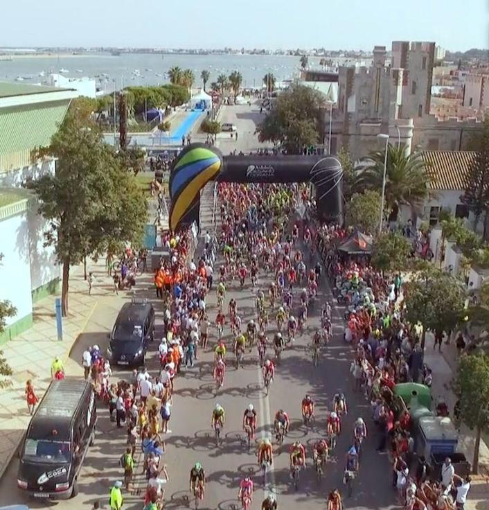 Dejero meets Live Stream Challenge of Spanish Doñana Triathlon
