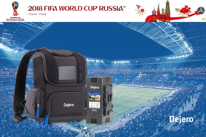 Dejero and Latin-American Partners Deliver Rental Packages at the World's Biggest Sporting Event