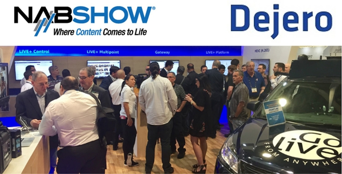 NAB Show 2017: The Dejero Recap