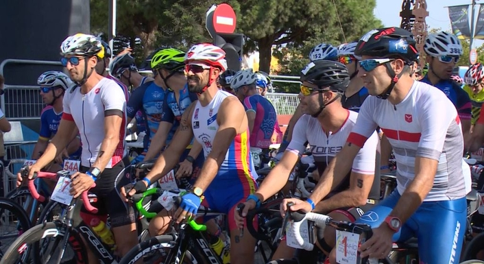 Dejero meets Live Stream Challenge of Spanish Doñana Triathlon